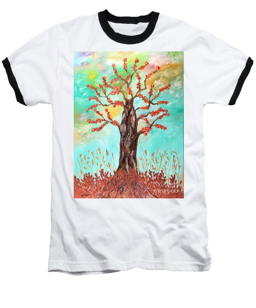 Tree Of Joy Baseball T-Shirt