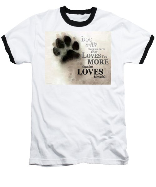 True Love - By Sharon Cummings Words By Billings Baseball T-Shirt