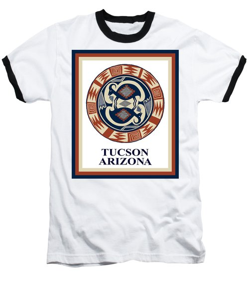 Tucson Arizona  Baseball T-Shirt