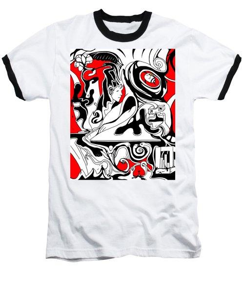 Turmoil Baseball T-Shirt