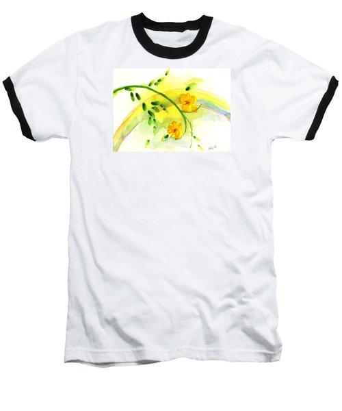 'twas By Grace Baseball T-Shirt