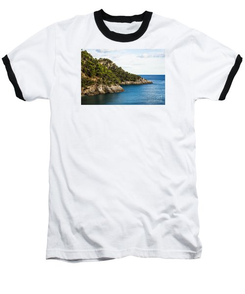 Twin Points Of Italy Baseball T-Shirt