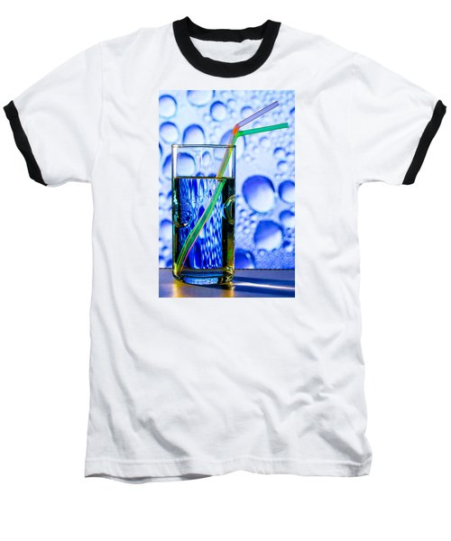 Two In Bubbles Baseball T-Shirt