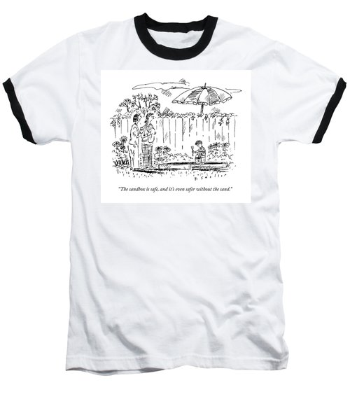 Two Mothers Are Standing In A Backyard Next Baseball T-Shirt