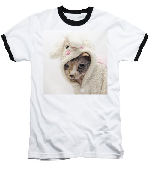 Unamused Baseball T-Shirt