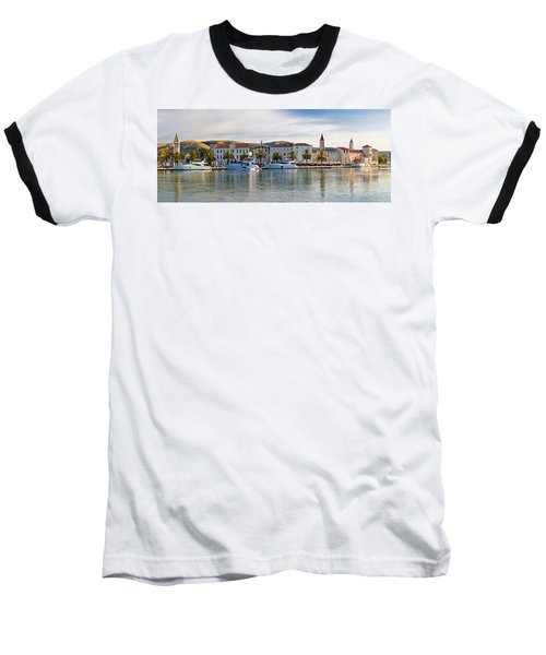 Unesco Town Of Trogit View Baseball T-Shirt by Brch Photography