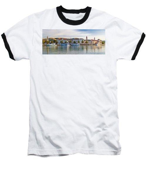 Unesco Town Of Trogit View Baseball T-Shirt