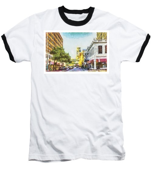 Union And 3rd Baseball T-Shirt