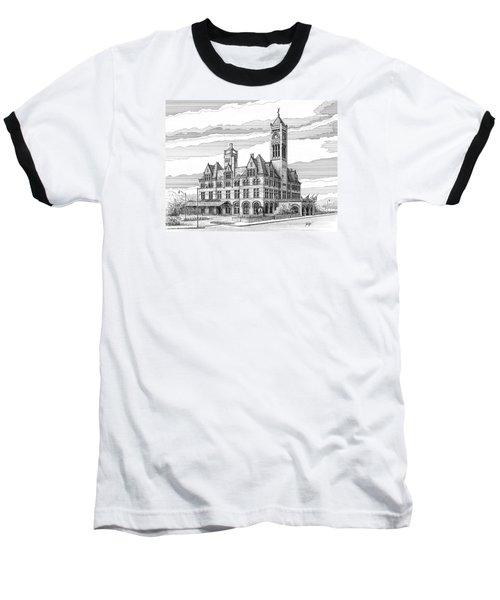 Union Station In Nashville Tn Baseball T-Shirt