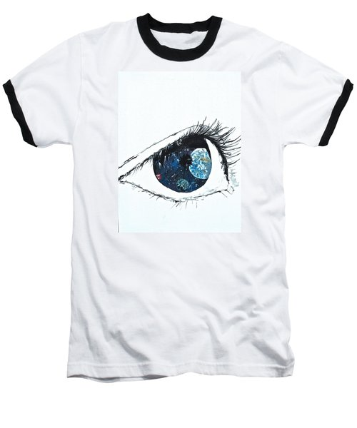 Universal Eye Baseball T-Shirt