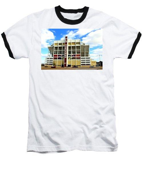 University Of Louisiana At Monroe Malone Stadium Baseball T-Shirt