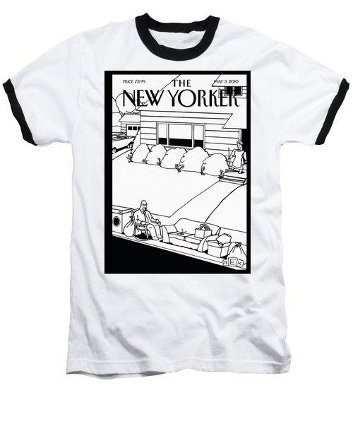 New Yorker May 3rd, 2010 Baseball T-Shirt