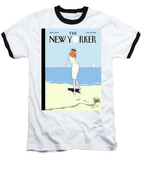 New Yorker August 29th, 2011 Baseball T-Shirt