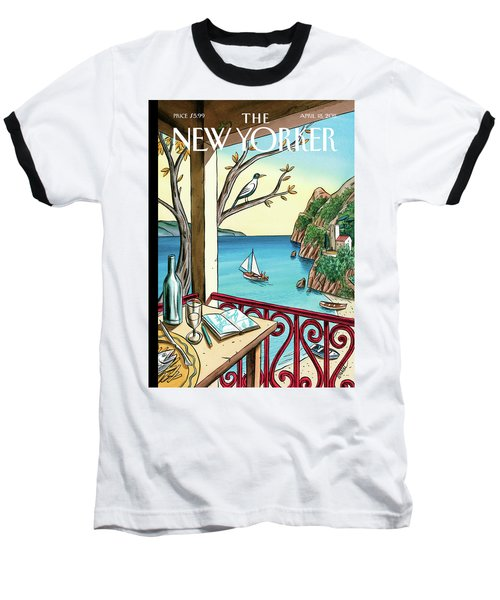 New Yorker April 18th, 2011 Baseball T-Shirt