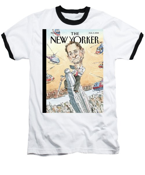 New Yorker August 5th, 2013 Baseball T-Shirt