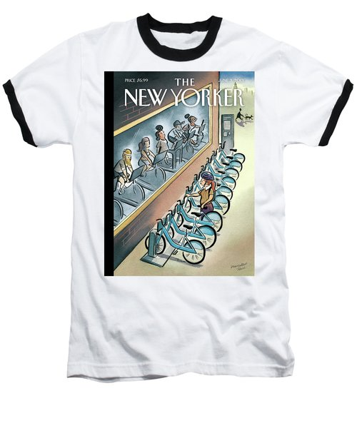 New Yorker June 3, 2013 Baseball T-Shirt