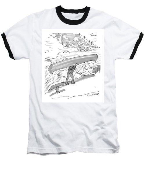 New Yorker October 17th, 2016 Baseball T-Shirt