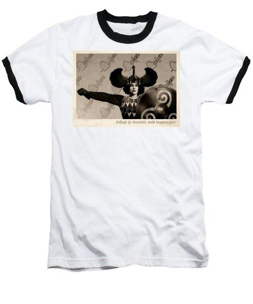 Unyielding Baseball T-Shirt