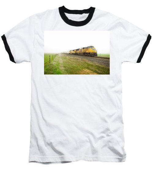 Baseball T-Shirt featuring the photograph Up8420 by Jim Thompson