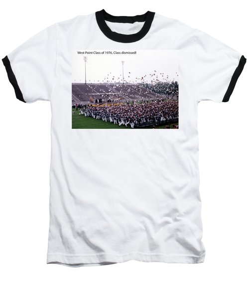 Usma Class Of 1976 Baseball T-Shirt
