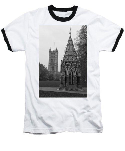 Baseball T-Shirt featuring the photograph Victoria Tower Garden by Maj Seda