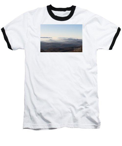 View From Blood Mountain Baseball T-Shirt
