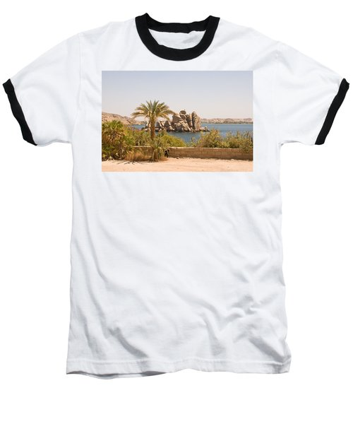View Of Lake Baseball T-Shirt