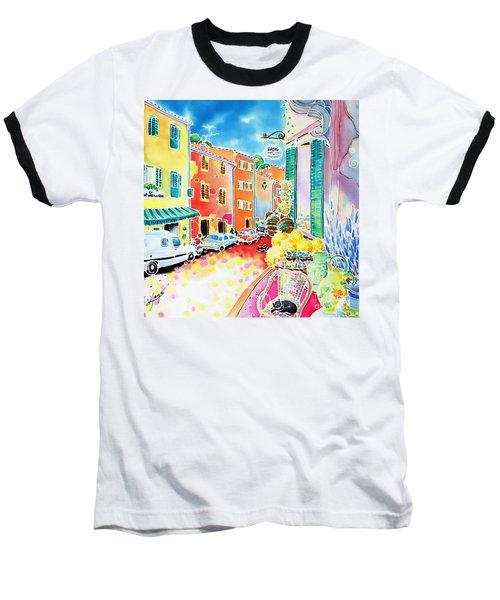 Ville Lumineuse Baseball T-Shirt