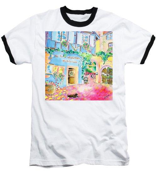 Vin Nouveau Baseball T-Shirt