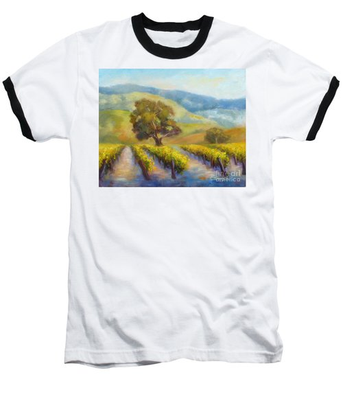 Vineyard Gold Baseball T-Shirt