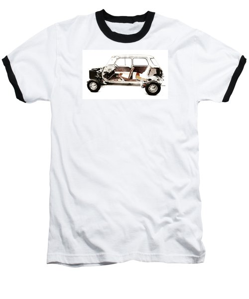 Vintage Car  Baseball T-Shirt