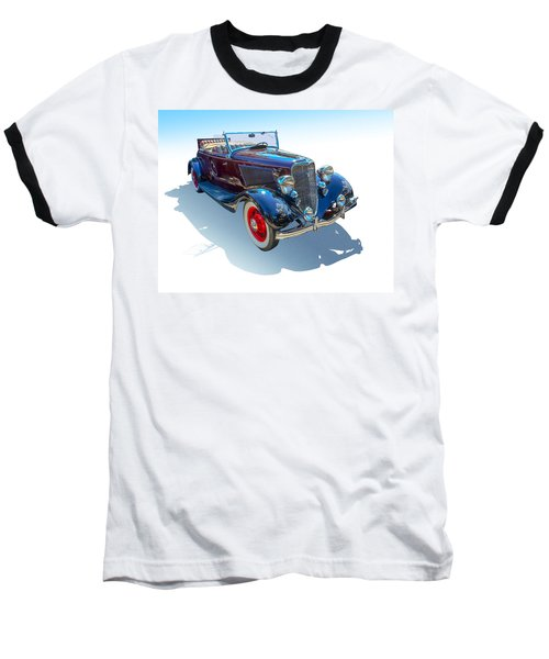 Baseball T-Shirt featuring the photograph Vintage Convertible by Gianfranco Weiss