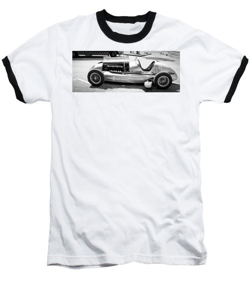 Baseball T-Shirt featuring the photograph Vintage Racing Car by Gianfranco Weiss