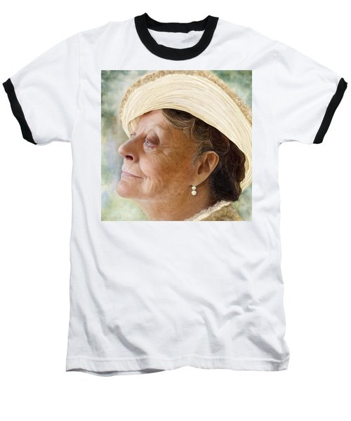 Violet Baseball T-Shirt