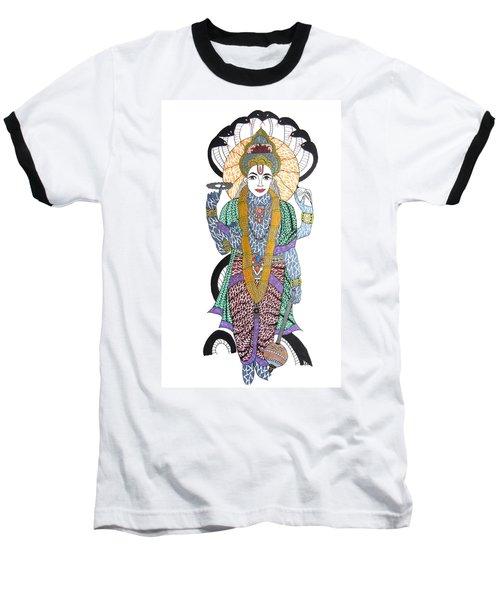 Vishnu II Baseball T-Shirt