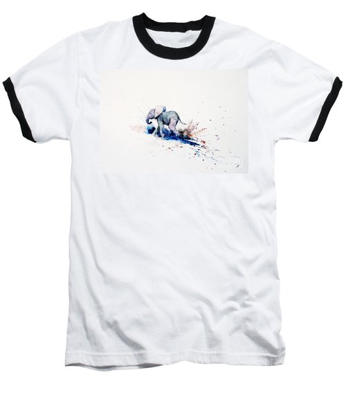 Wait For Me Baseball T-Shirt