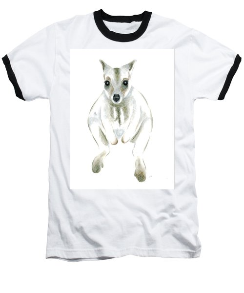 Wallaby I Baseball T-Shirt
