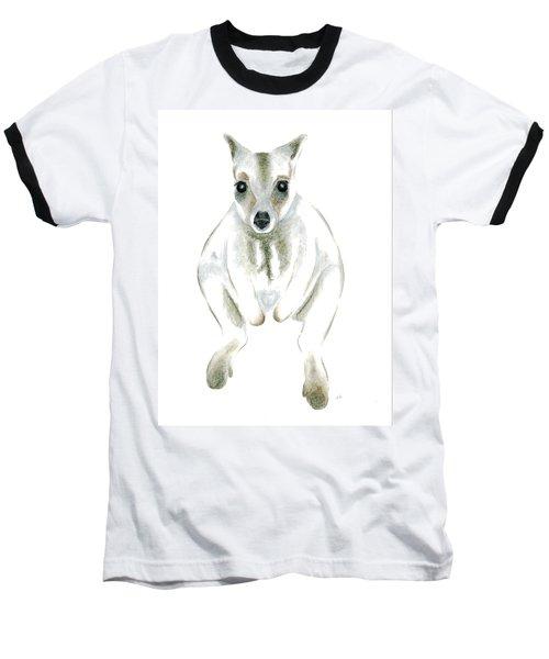 Wallaby I Baseball T-Shirt