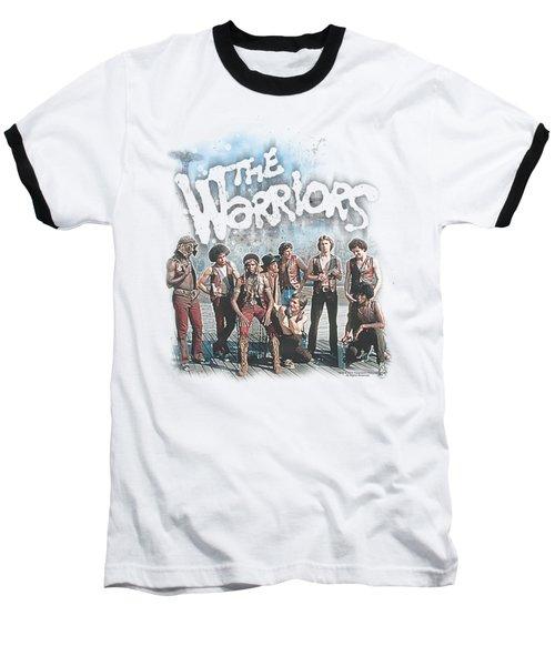 Warriors - Amusement Baseball T-Shirt