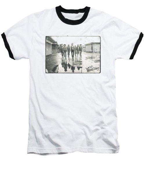 Warriors - Rolling Deep Baseball T-Shirt