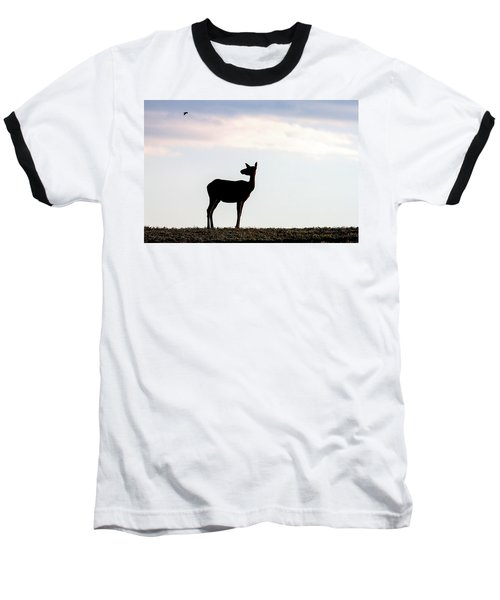 Watching Baseball T-Shirt