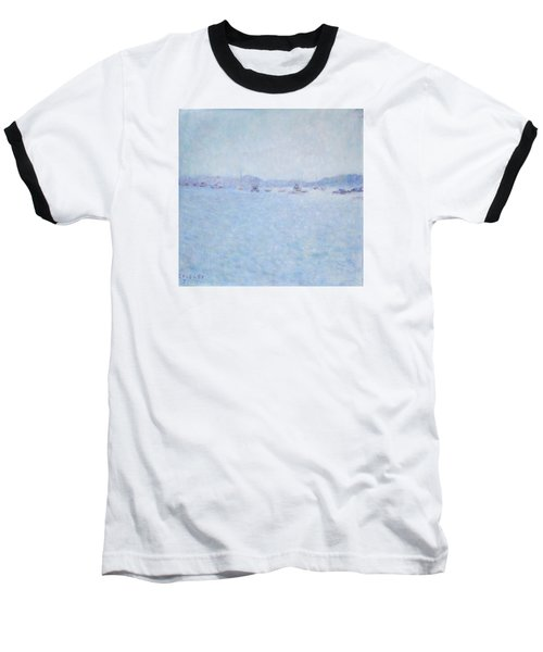Water At Cannes France Baseball T-Shirt