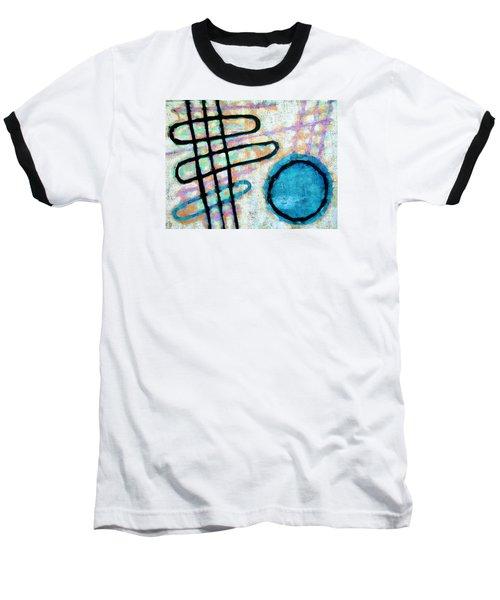 Water Frequency Baseball T-Shirt