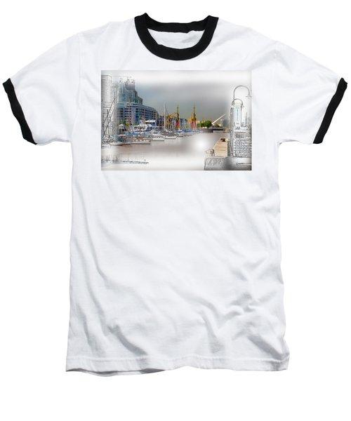 Water Way Buenos Aires Baseball T-Shirt