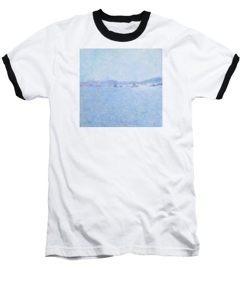 Waterway Of Beautiful France Baseball T-Shirt
