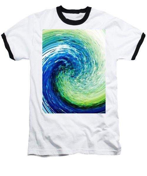 Wave To Van Gogh Baseball T-Shirt