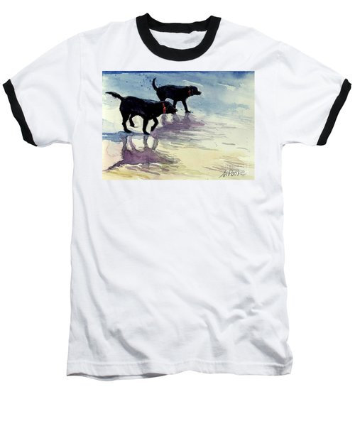 Waverunners Baseball T-Shirt