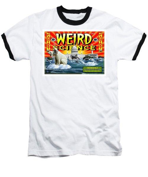 Weird Science Baseball T-Shirt