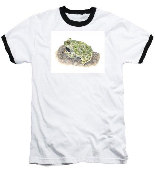 Western Spadefoot Baseball T-Shirt