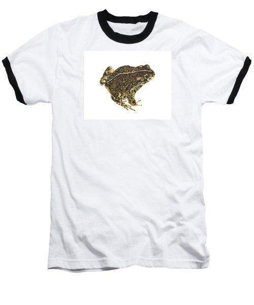 Western Toad Baseball T-Shirt
